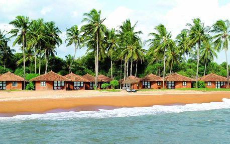 Srí Lanka - Colombo na 7 dní, polopenze s dopravou letecky z Prahy