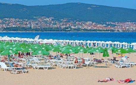 ALL INCLUSIVE Bulharsko na 8 dní s odlety z Bratislavy, Košic a Popradu