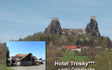 Troskovice - Hotel TROSKY, Česko
