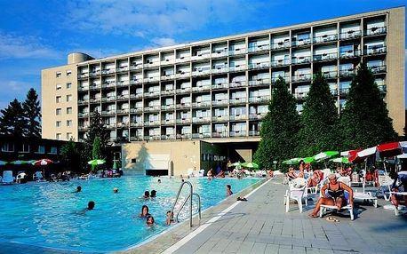 Dudince - LD RUBÍN, SMARAGD, hotel MINERÁL, Slovensko