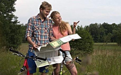 Celodenní zapůjčení koloběžky u Vranovské přehrady