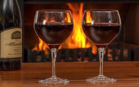Penzion Retro Vrbovec u Znojma s polopenzí a neomezenou konzumací vína