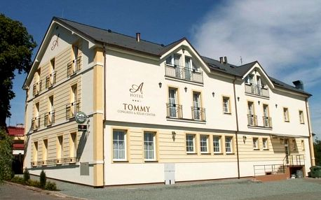 Náchod - Hotel TOMMY, Česko