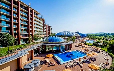 hotel AQUAWORLD RESORT, Maďarsko