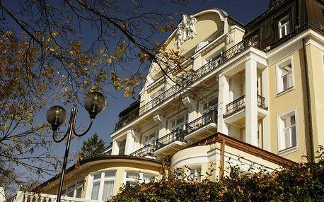 Mariánské Lázně - Lázeňský hotel ROYAL, Česko