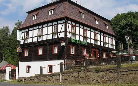 Mikulášovice - Hotel RON, Česko