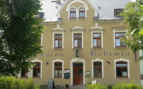 Horní Blatná - Penzion BOHEMIA, Česko