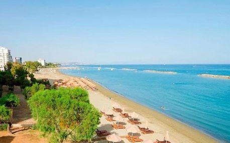Kypr - Limassol na 8 dní, plná penze, polopenze nebo snídaně s dopravou letecky z Prahy