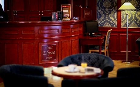 Praha 1 - hotel ELYSEE, Česko