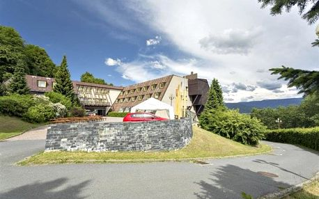 Velké Losiny - Wellness hotel DIANA Superior, Česko