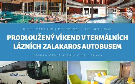 Zalakaros - Hotel PARK INN BUS, Maďarsko