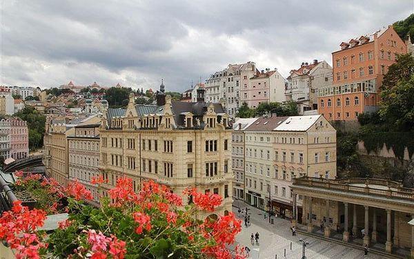 Karlovy Vary - ASTORIA Hotel & Medical Spa a depandance WOLKER, Česko, vlastní doprava, polopenze2