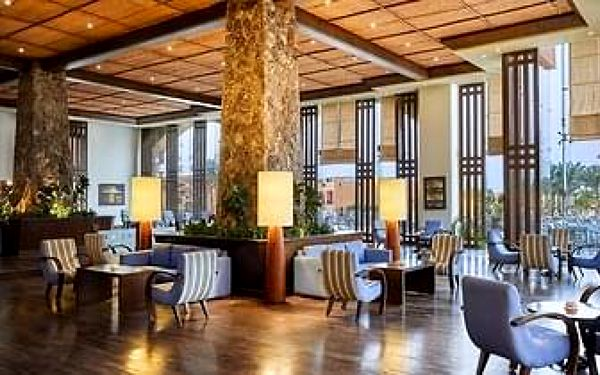 Hotel Jaz Grand Marsa, Marsa Alam, letecky, all inclusive2