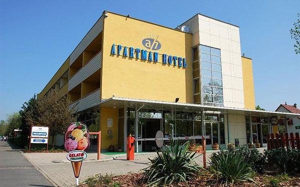 Hotel APARTMAN, Maďarsko, vlastní doprava, bez stravy5