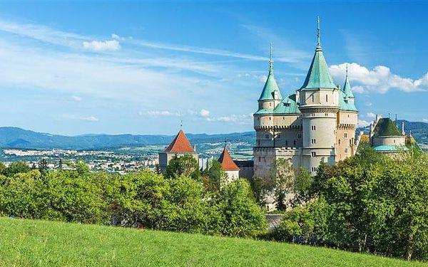 Bojnice - Penzion MAXIM, Slovensko, vlastní doprava, bez stravy3