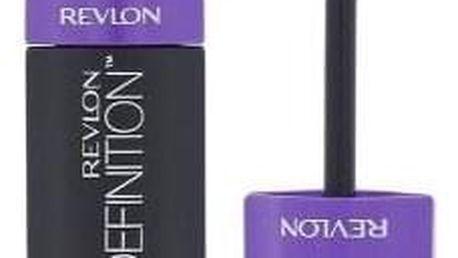 Revlon Dramatic Definition 8,5 ml tvarující řasenka pro ženy 201 Blackest Black