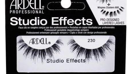 Ardell Studio Effects 230 Wispies 1 ks nalepovací řasy pro ženy Black