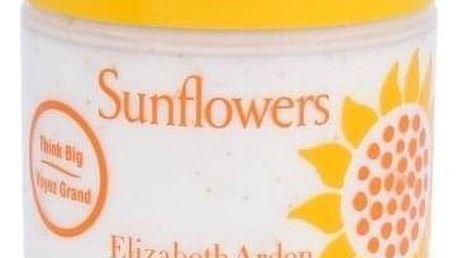 Elizabeth Arden Sunflowers 500 ml tělový krém pro ženy