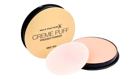 Max Factor Creme Puff 21 g kompaktní pudr pro ženy 59 Gay Whisper