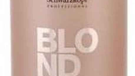 Schwarzkopf Blond Me Keratin Restore 500 ml regenerační kondicionér pro blond vlasy pro ženy