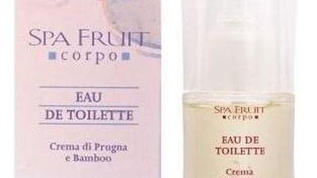 Frais Monde Spa Fruit Plum And Bamboo 30 ml toaletní voda pro ženy