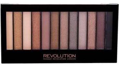 Makeup Revolution London Redemption Palette Iconic 2 14 g paletka 12 očních stínů pro ženy
