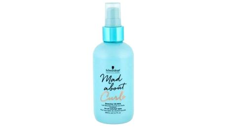 Schwarzkopf Mad About Curls Quencher Oil Milk 200 ml stylingové mléko pro obnovu kudrlin pro ženy