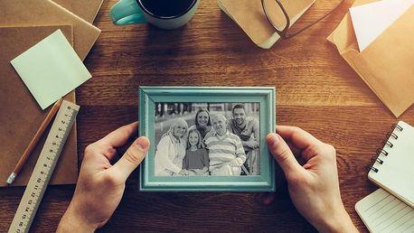 Vyvolání 100/200 ks fotografií na kvalitním fotopapíru