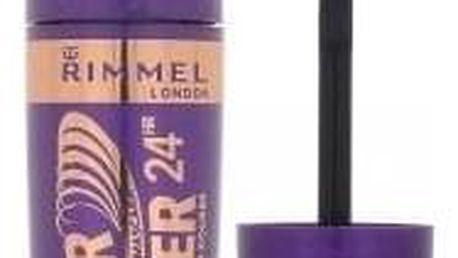 Rimmel London Supercurler 24HR 12 ml prodlužující řasenka pro objem řas pro ženy 001 Black