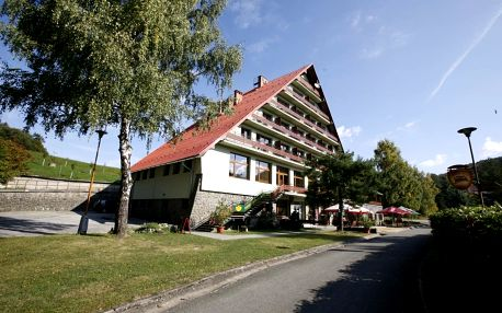 Rusava: Hotel Rusava