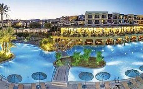 Řecko - Rhodos letecky na 7-8 dnů, ultra all inclusive