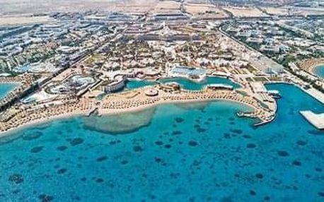 Egypt - Hurghada letecky na 3-14 dnů, all inclusive