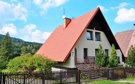 Chalupa Deštné v Orlických horách, Orlické hory, Česká republika, vlastní doprava, bez stravy
