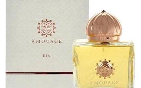 Amouage Dia pour Femme 100 ml parfémovaná voda tester pro ženy