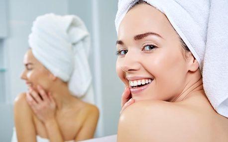 Péče o pleť: 60minutové kosmetické ošetření