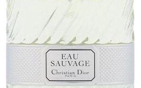 Christian Dior Eau Sauvage 100 ml toaletní voda tester pro muže