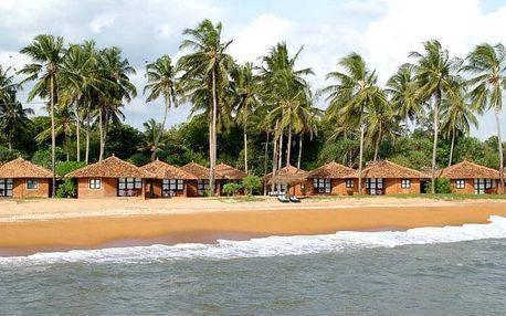 Srí Lanka - Negombo na 10 dní, bez stravy s dopravou letecky z Prahy