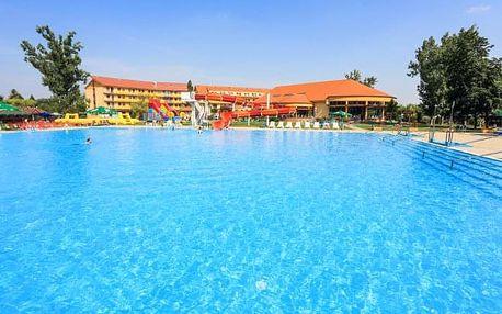 Léto ve Wellness Hotelu Patince ****: termální wellness i koupaliště, polopenze
