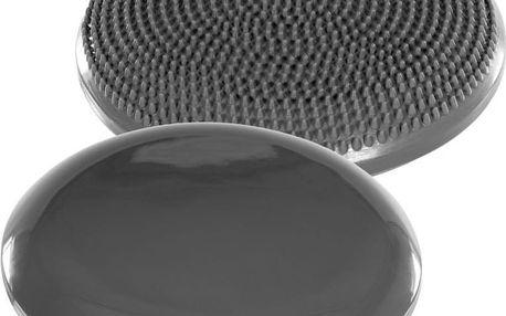 MOVIT 32431 Balanční polštář na sezení 33 cm - šedý