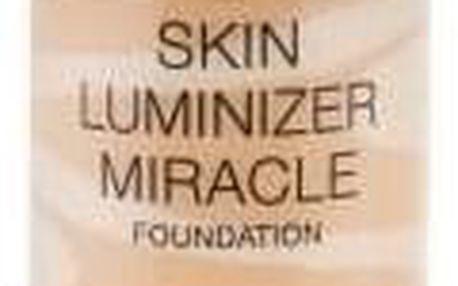 Max Factor Skin Luminizer 30 ml rozjasňující make-up pro ženy 33 Crystal Beige