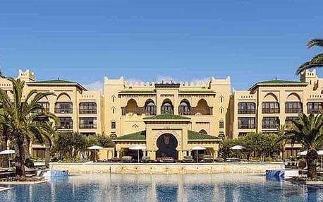 Maroko - Mazagan Golf & Beach Resort na 8 dní, snídaně s dopravou letecky z Prahy