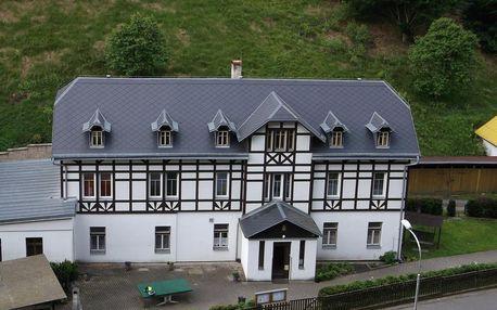 Národní park České Švýcarsko: Penzion Falkenštejn