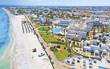 Tunisko - Djerba letecky na 4-12 dnů, all inclusive