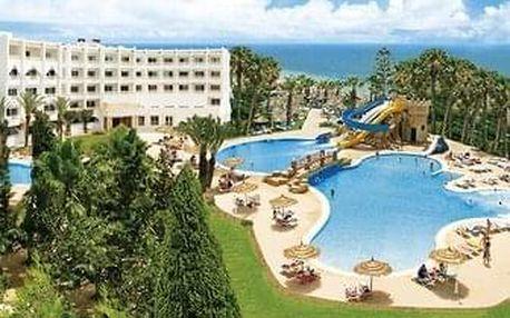 Tunisko - Sousse letecky na 7-12 dnů, all inclusive
