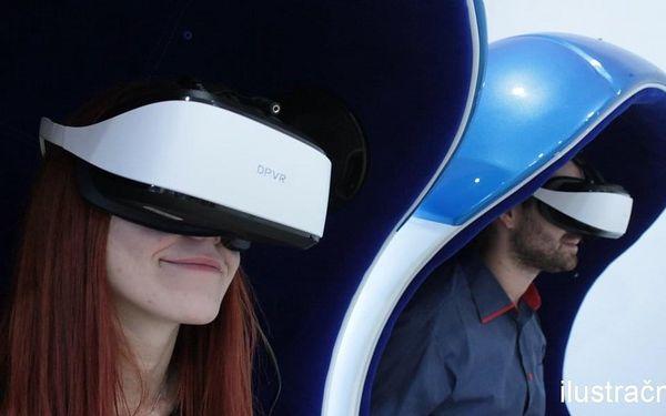 Virtuální realita a jiná dimenze v 5D či 9D kinu: Kavárna budoucnosti4