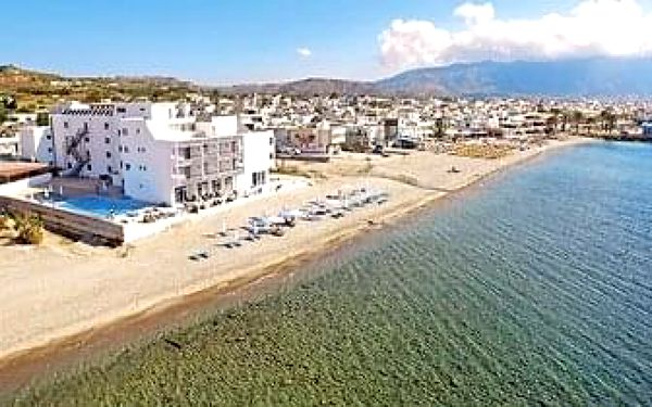 Řecko - Kos letecky na 8 dnů, all inclusive