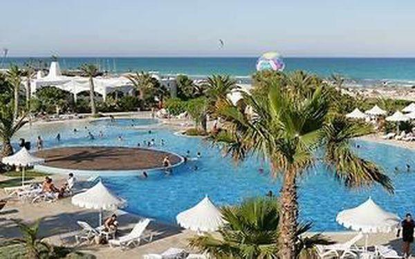 Magic Hotel Iliade & Aquapark, Djerba, letecky, all inclusive5