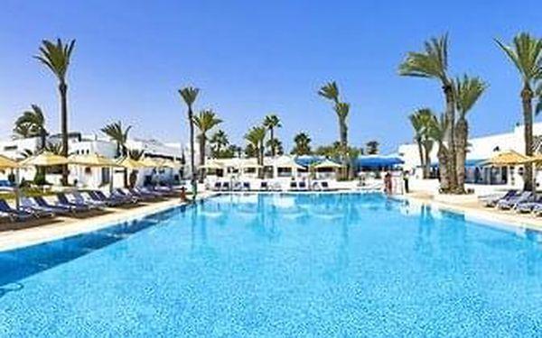 Tunisko - Djerba letecky na 8-15 dnů, strava dle programu