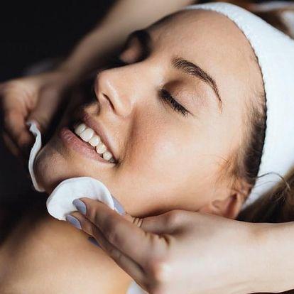 Balíčky kosmetických ošetření i chemický peeling