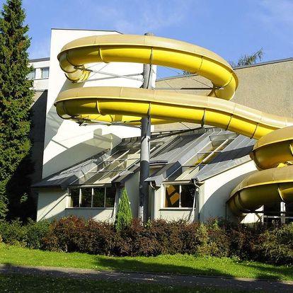 Wellness pobyt pro dva + 2 děti zdarma s polopenzí a IQ parkem u zámku Sokolov